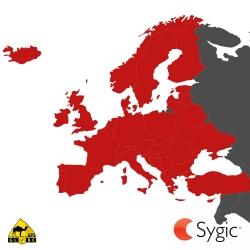 SYGIC Straßenführung - Android