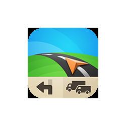 SYGIC Camper Europa Straßenführung - Android