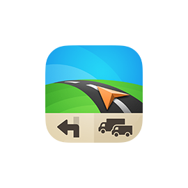 SYGIC Camper Europa Straßenführung - Androidd