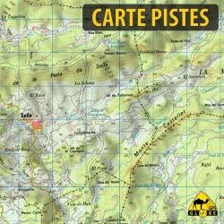Nordost-Spanien - 1 : 50 000
