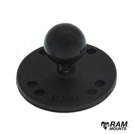 Basisplatte rund - RAM Mounts