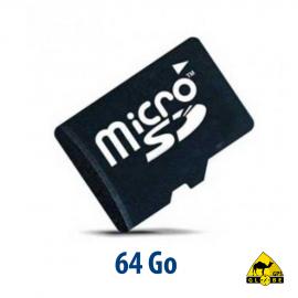 Micro SD-Karte - 64 GB
