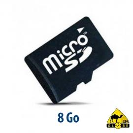 Micro SD-Karte - 8 GB