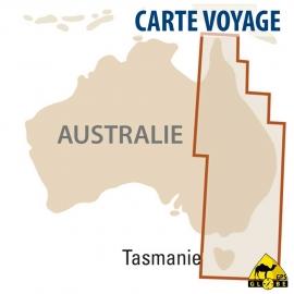 Australien (Ost) - Touristische Karte - 1 : 1 800 000