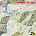 Bosnien - X-Ray Globe - 1 : 30 000 TOPO