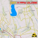 Rumänien- X-Ray Globe - 1 : 30 000 TOPO