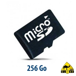 Micro SD-Karte - 256 GB