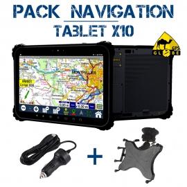 Pack Tablet X10