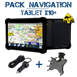 Pack Tablet X10+